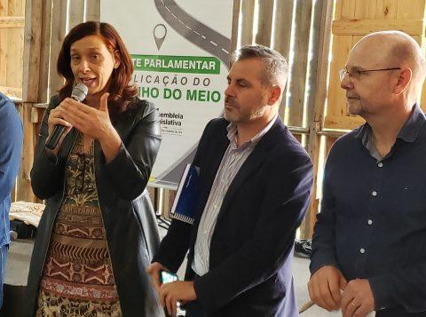 Uma Frente Parlamentar na Assembleia Legislativa buscará melhorias para a Estrada Caminho do Meio, que liga Porto Alegre, Viamão e Alvorada