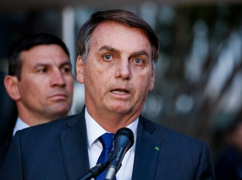Bolsonaro diz ser favorável à prisão após a condenação em segunda instância