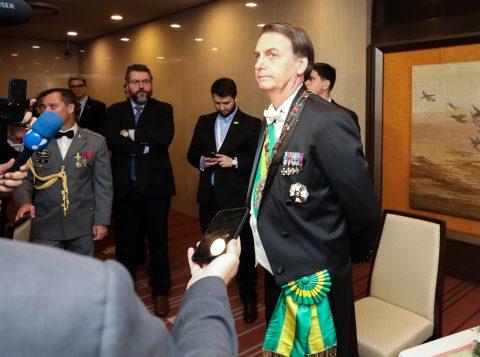 Bolsonaro diz que Nestor Forster é bom nome para embaixador nos Estados Unidos
