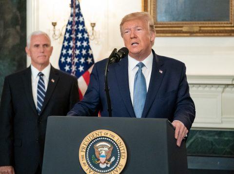 Trump anuncia fim de sanções contra Turquia após acordo com Rússia