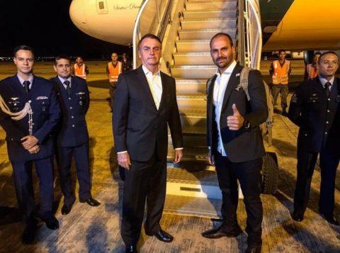 Em viagem para a Àsia e Oriente Médio, Bolsonaro ficará quase 15 dias fora do Brasil a partir deste fim de semana