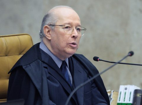Ministro do Supremo Celso de Mello rebate deputados que pediram o seu impeachment
