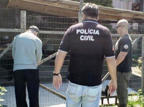 Preso em Guaíba homem que usava nomes de autoridades para aplicar golpes no Rio Grande do Sul