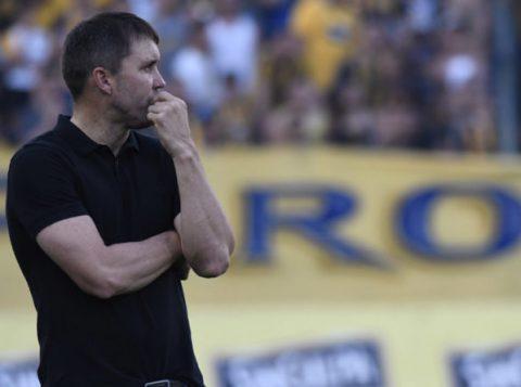 Em nota oficial, Inter nega assinatura de contrato com Eduardo Coudet
