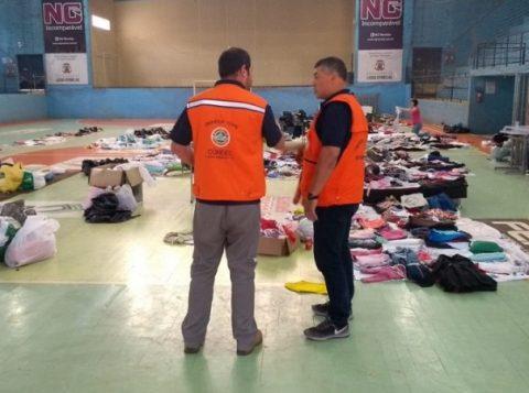 Defesa Civil envia ajuda para cidades atingidas por granizo no Rio Grande do Sul