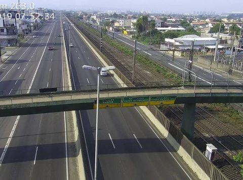 CCR ViaSul e Polícia Rodoviária Federal alertam para movimento intenso no retorno do feriado neste domingo