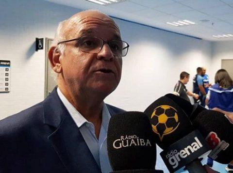 Confiança, imortalidade e força do elenco: presidente do Grêmio elenca pontos antes da decisão com o Flamengo