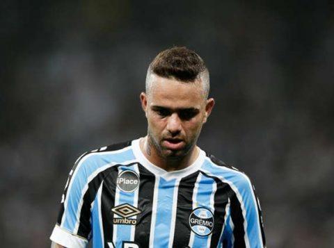 No Rio, Luan é preocupação para o Grêmio visando decisão da Libertadores