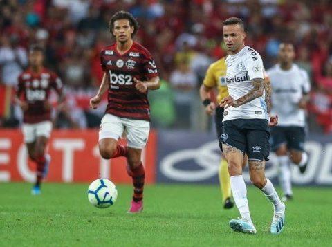 Luan passará por exames e liga o alerta no Grêmio para a Libertadores