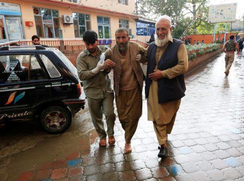 Ataque em mesquita deixa mais de 60 mortos e 33 feridos no Afeganistão