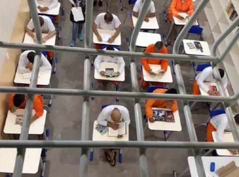 Penitenciária de Bento Gonçalves inicia aulas para 20 detentos