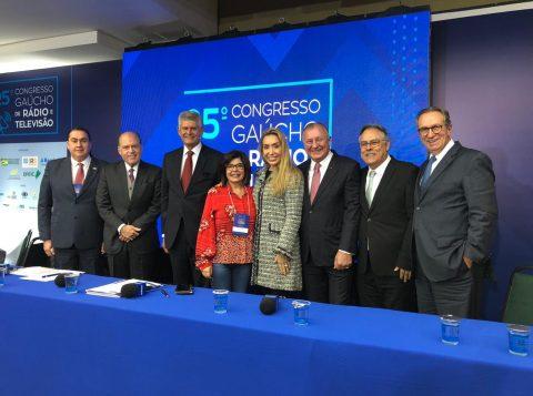 25° Congresso Gaúcho de Rádio e Televisão reúne dirigentes dos principais veículos e órgãos de comunicação do País