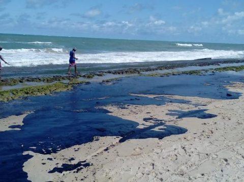 O Nordeste brasileiro teme que o óleo que invadiu as praias arruíne o turismo durante o verão