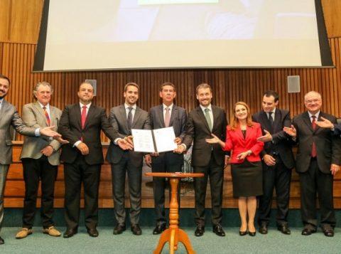 Governador renova protocolo que prevê a Justiça Restaurativa como política de Estado
