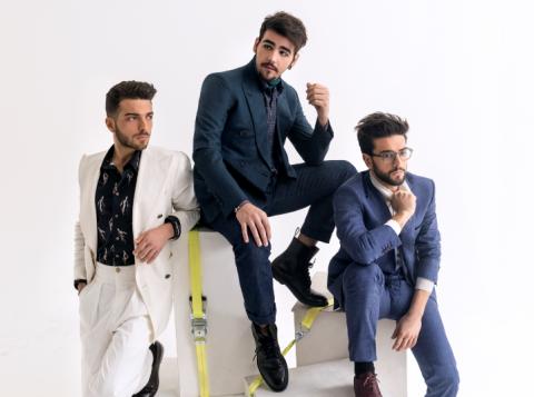 Trio italiano IL VOLO volta a Porto Alegre em outubro