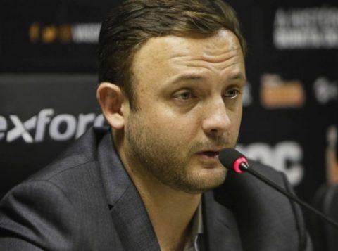 Dirigente do Vasco diz não ter recebido contato do Inter por Vanderlei Luxemburgo