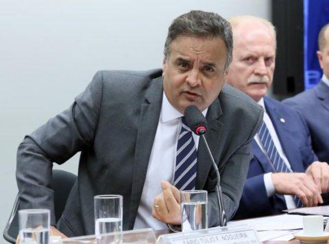 Ministro do Supremo manda para o Tribunal Eleitoral de Minas investigação sobre o deputado federal Aécio Neves no caso Odebrecht