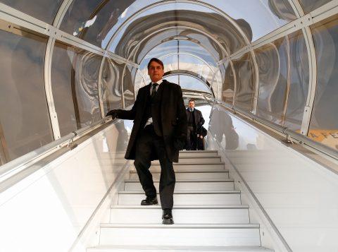 Bolsonaro vai ao Oriente Médio na busca de investimentos de fundos bilionários