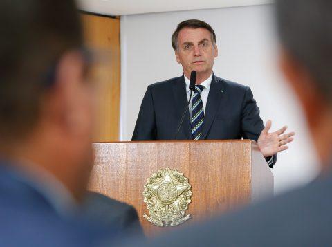 Bolsonaro disse que não comerá carne no Japão até que o mercado seja aberto a produtos brasileiros