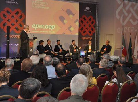 6º Epecoop (Encontro de Presidentes e Executivos de Cooperativas) reúne cooperativas para debater a Inovação