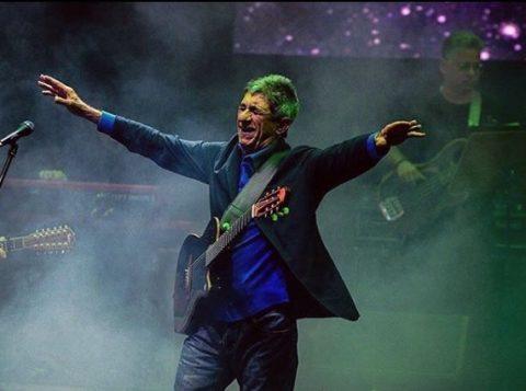 O cantor Fagner completa 70 anos neste domingo