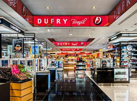 A Receita Federal estima perda de 62 milhões de reais em 2020 com limite maior para compras nos free shops