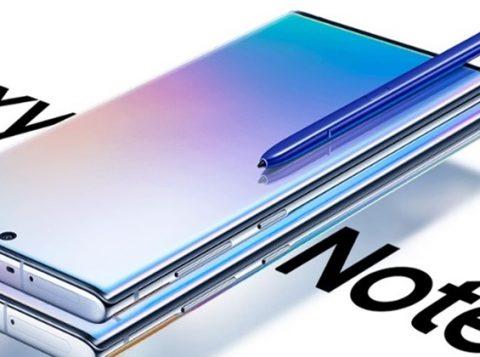 Vem aí o Galaxy Note 10 Lite, um celular mais barato e menos poderoso