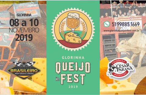 Glorinha Queijo in Fest 2019 terá diversas atrações