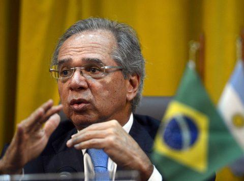 """""""Governo enviará pacto federativo na próxima semana"""", diz o ministro da Economia"""