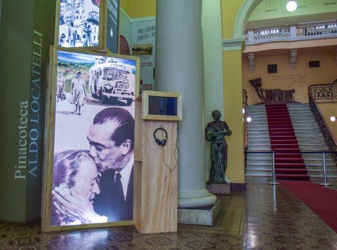 Uma exposição sobre o Brasil que deu certo é destaque no Paço Municipal de Porto Alegre