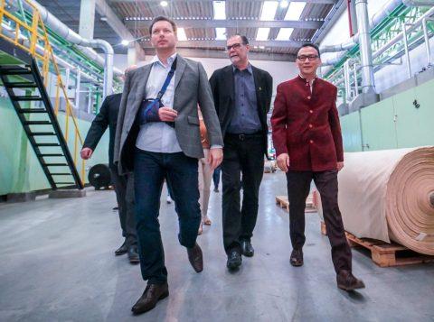 Indústria chinesa está liberada para concluir unidade que deve gerar 80 empregos na Zona Norte de Porto Alegre