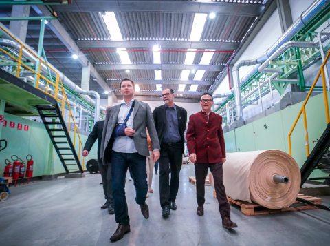 Liberada expansão de fábrica de laminados sintéticos em Porto Alegre