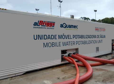 Tecnologia inédita vai ampliar o abastecimento de água em Porto Alegre