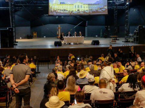 Audiência pública debate projeto de concessão do Mercado Público de Porto Alegre