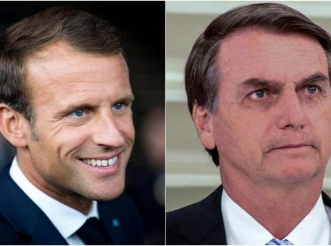 A troca de farpas entre os presidentes Bolsonaro e Macron não deve afetar o acordo entre a União Europeia e o Mercosul
