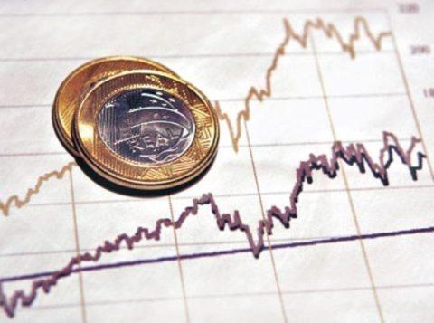 A prévia de crescimento do PIB do Brasil subiu 0,07% em agosto; a alta é de 0,66% no ano