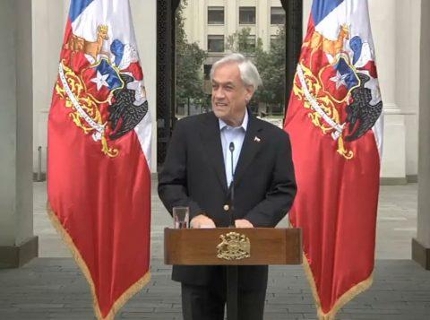 Câmara dos Deputados do Chile aprova convocação de plebiscito para nova Constituição