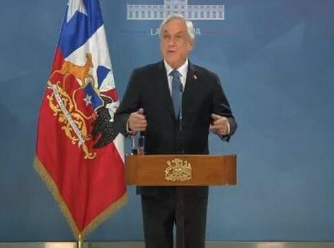 Governo do Chile e oposição fecham acordo para realizar plebiscito sobre nova Constituição em abril de 2020