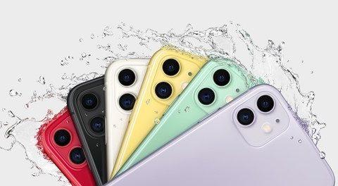 Novos modelos de iPhone chegam ao Brasil