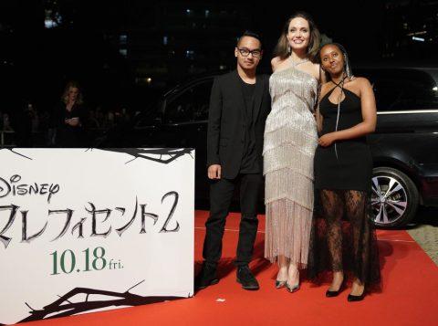 Angelina Jolie diz que foi difícil reunir forças para voltar a ser Malévola