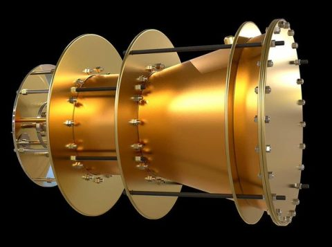 Engenheiro da Nasa apresenta o conceito de uma nave espacial que voaria quase à velocidade da luz