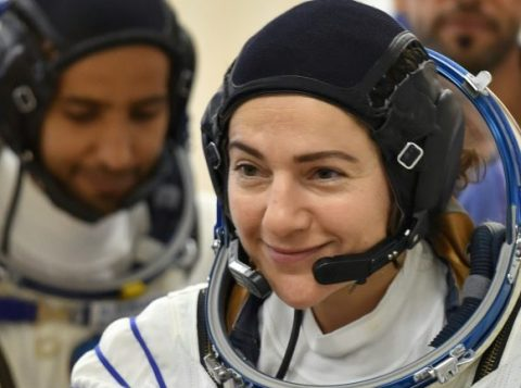A primeira saída espacial 100% feminina será nesta quinta ou sexta-feira