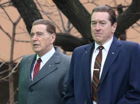 Robert de Niro e Al Pacino: os setentões de volta em um filme épico sobre a máfia