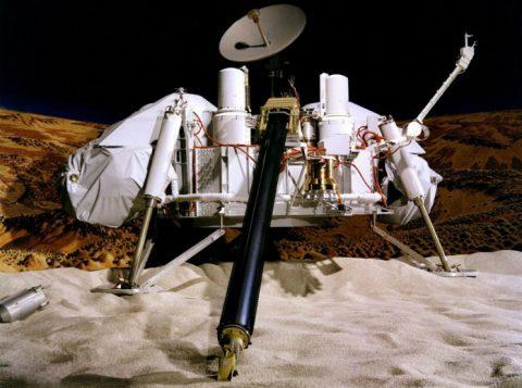 """""""Encontramos vida em Marte em 1976"""", diz ex-cientista da Nasa"""