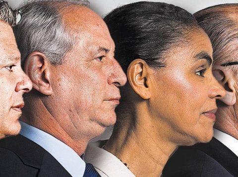 Cadê os presidenciáveis da última eleição brasileira? O que está acontecendo com eles?
