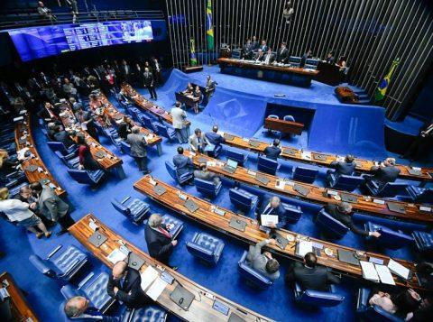 Senado vota a reforma da Previdência em segundo turno