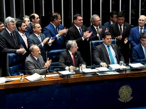 Reforma da Previdência: Senado aprova texto-base em segundo turno por 60 votos a 19