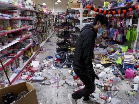 Bolsonaro manifesta preocupação com a escalada da violência no Chile