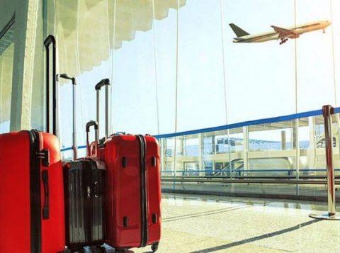As viagens aéreas internacionais estão 14,7% mais baratas; o preço das passagens para Portugal teve queda de 22%