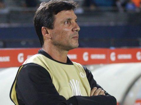 O Inter anunciou Zé Ricardo como novo técnico. O contrato será até o final deste ano